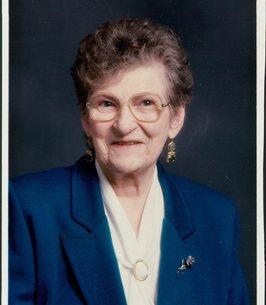 Nora Lilian Nelson